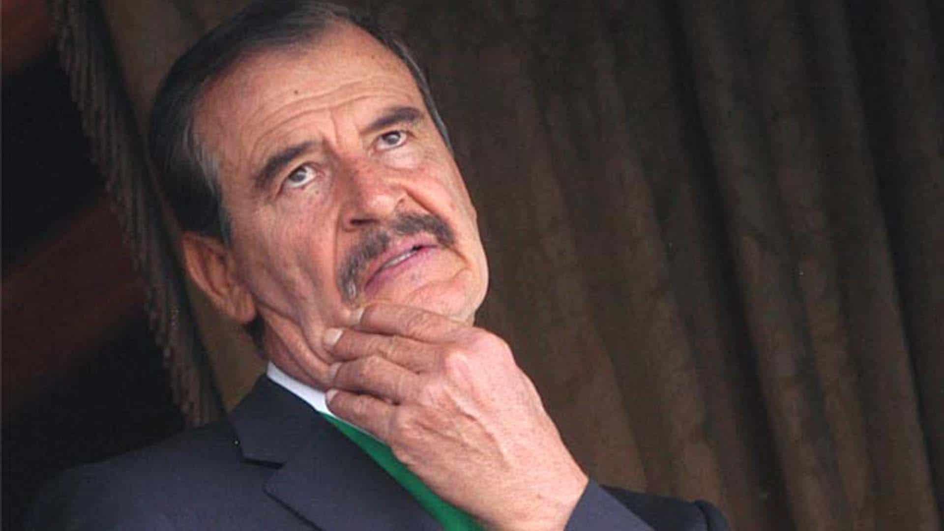 Vicente Fox exigía más impuestos a alimentos y medicinas