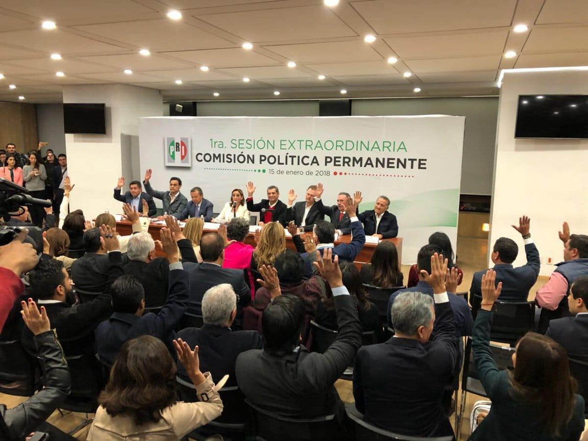 'Todos por México' será el nombre de coalición de Meade