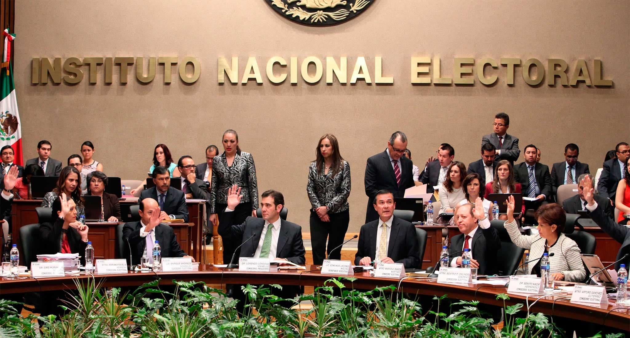 INE sanciona al turismo electoral