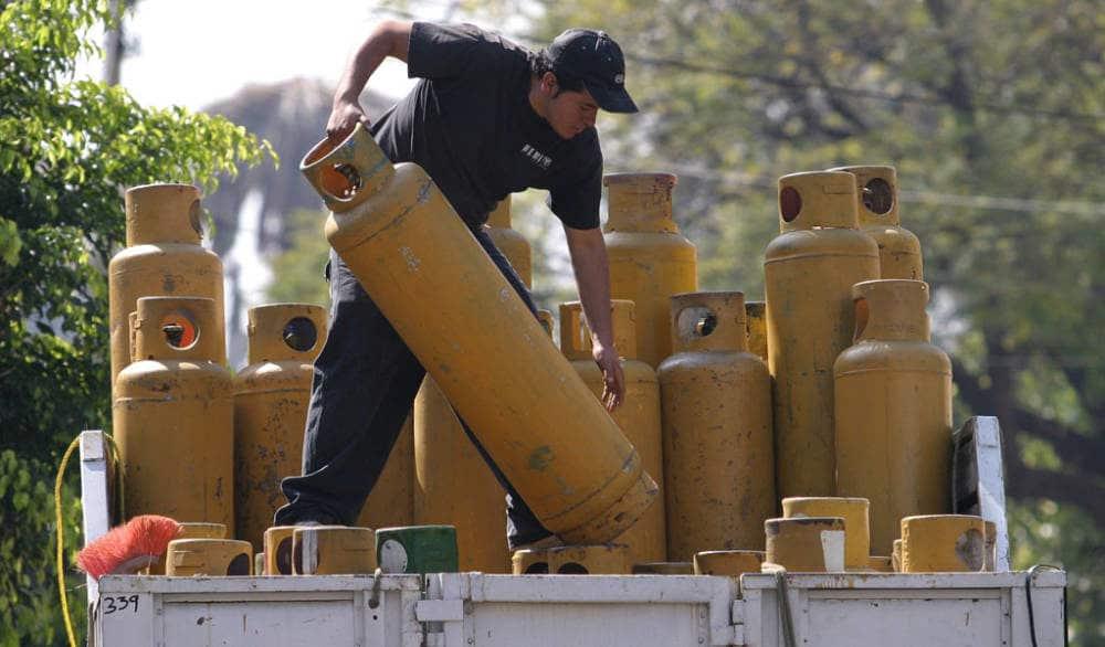 Precio del gas LP ha crecido más de 80% en 12 meses
