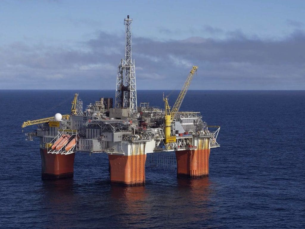 Total anuncia descubrimiento en Golfo de México