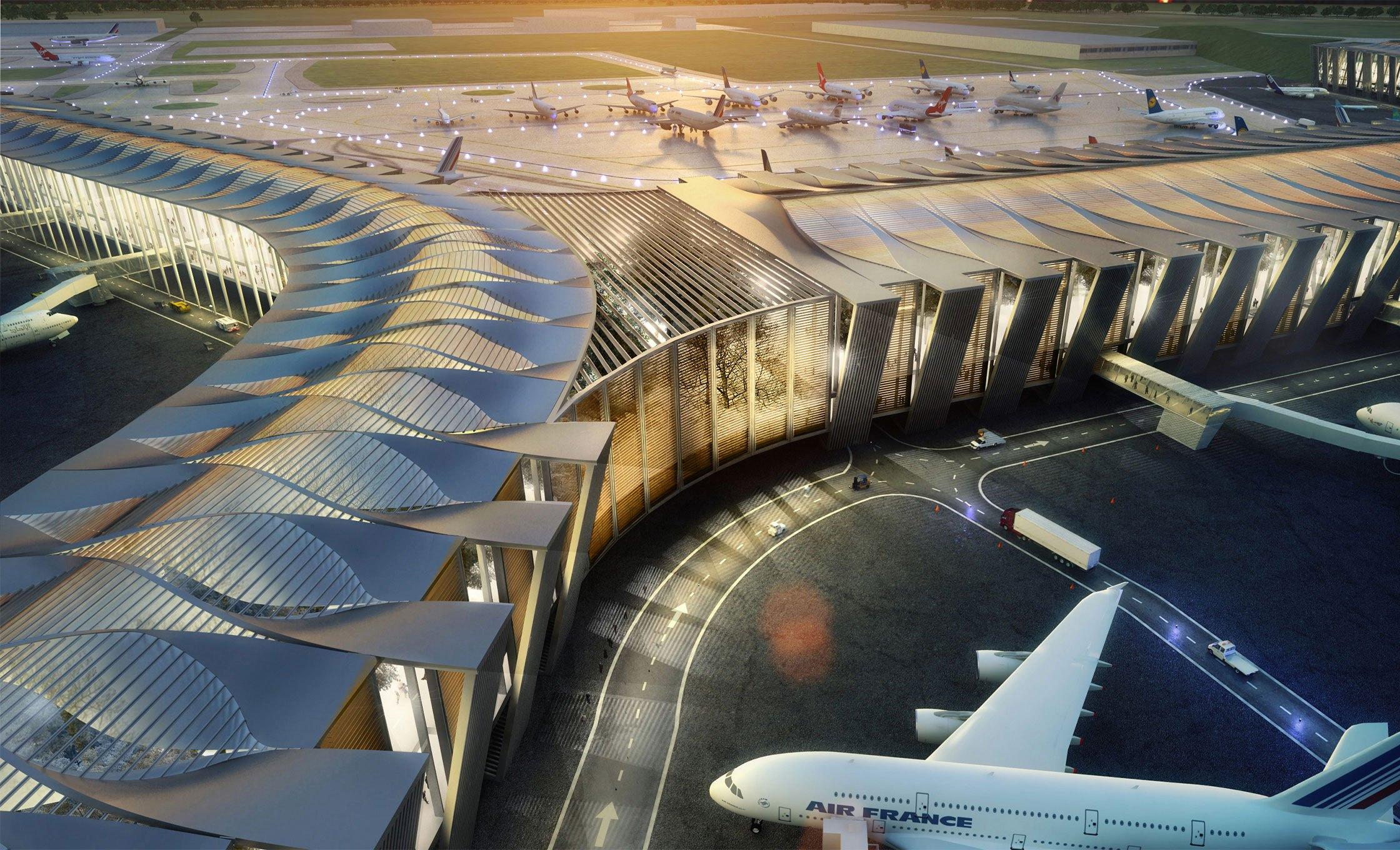Tu pensión financia 13500 mdp de la inversión del nuevo Aeropuerto