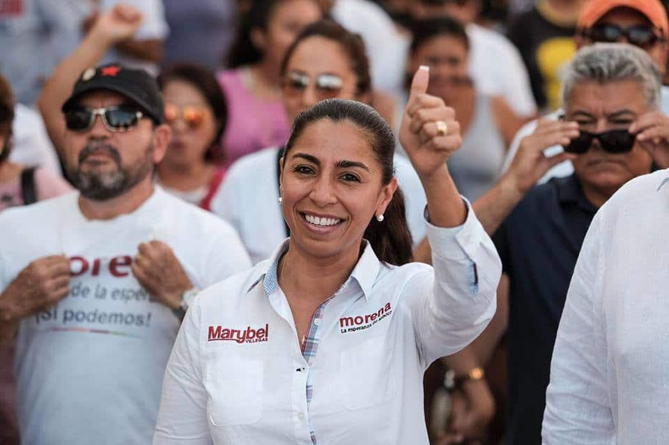 Presentan PAN, PRD y Movimiento Ciudadano candidatos federales