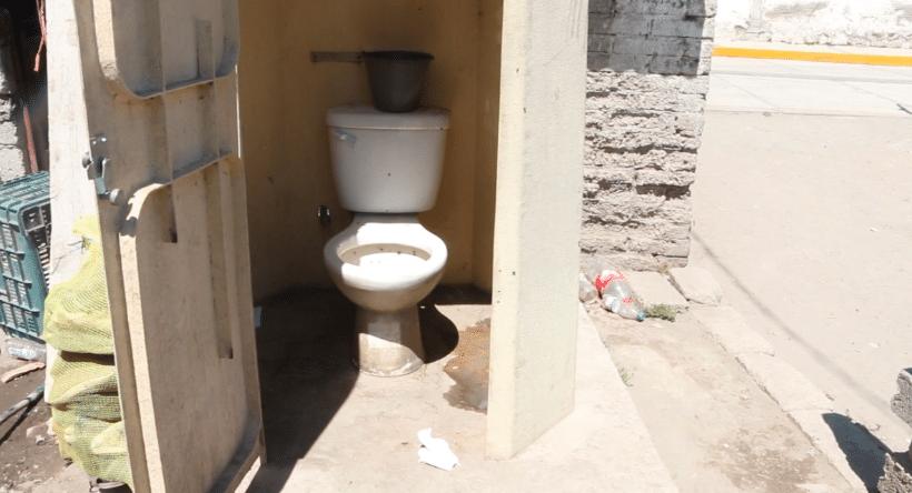 baños sedesol