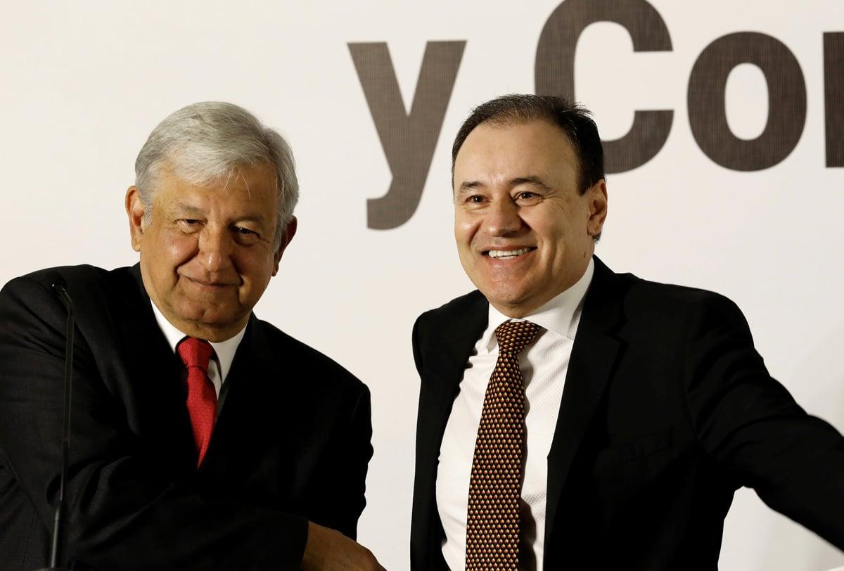 No compré la propiedad a Amado Carrillo: Alfonso Durazo