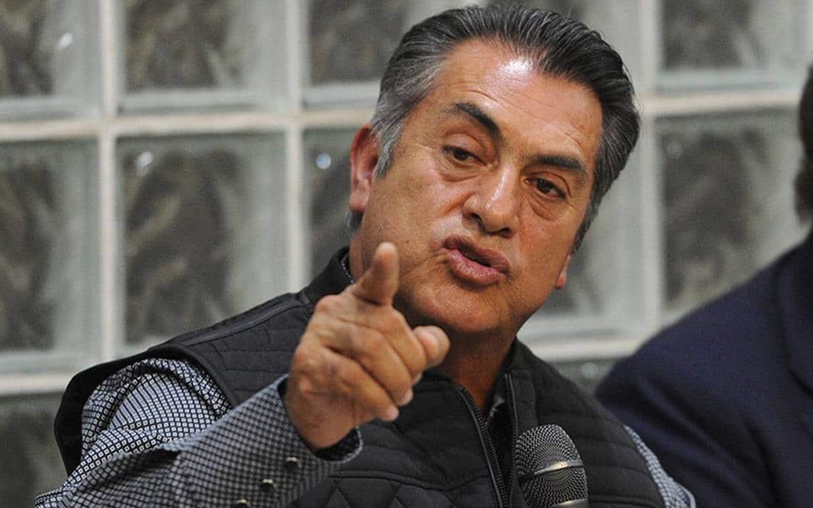 Jaime Rodríguez Bronco candidato independiente