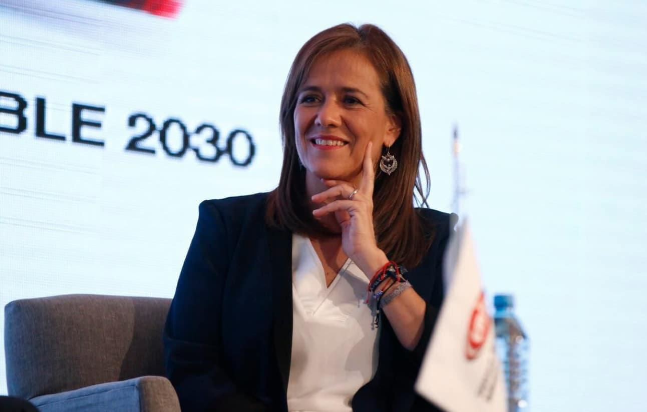Margarita Zavala, y el apoyo de donantes concentrados por Grupo BAL