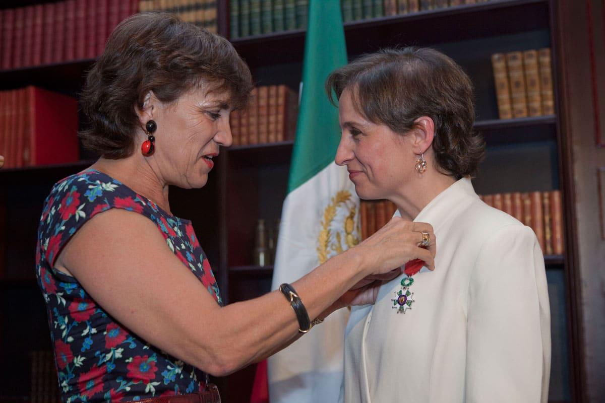 Premio Legión de Honor en Francia