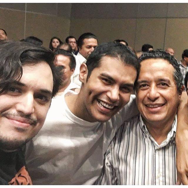 Gobernador Quintana Roo Callo de Hacha
