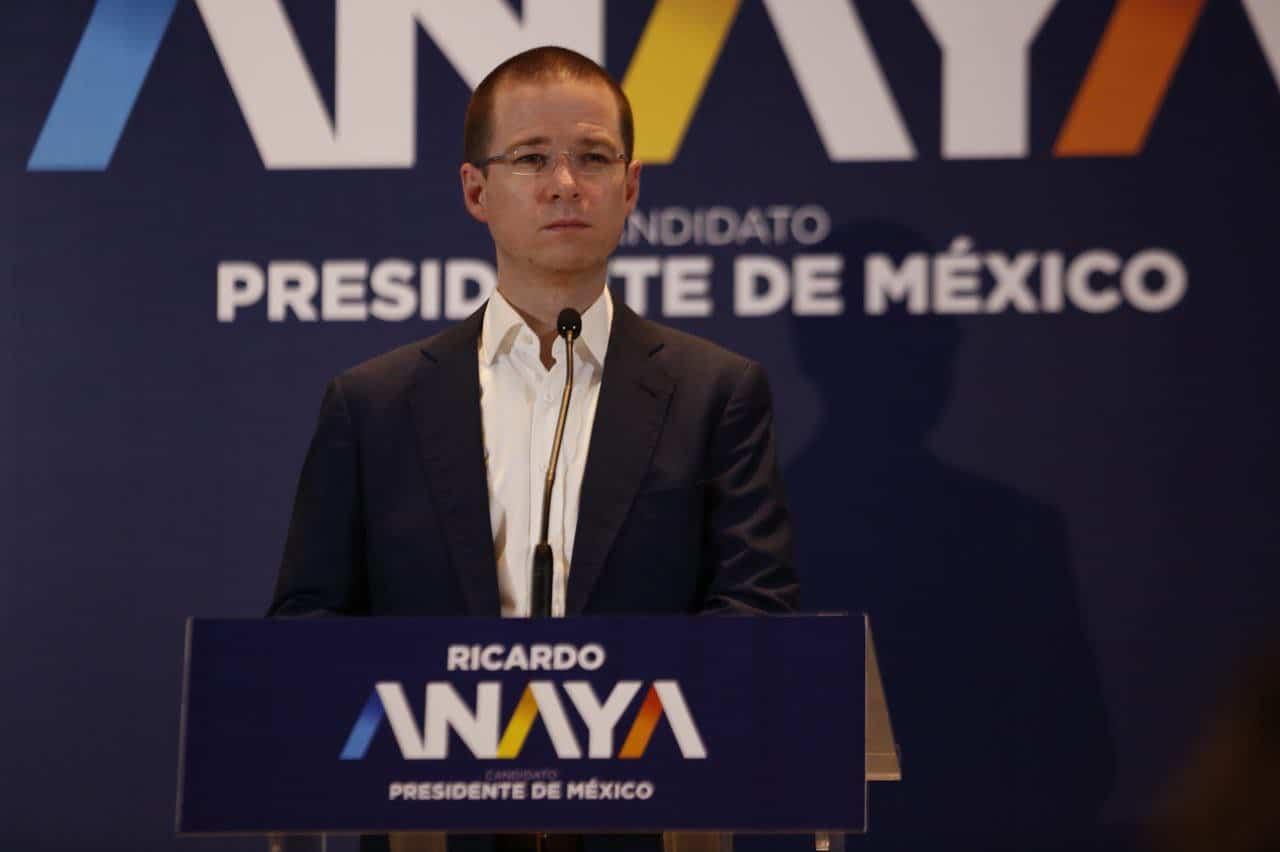 Ricardo Anaya plagio campaña brasil conferencia
