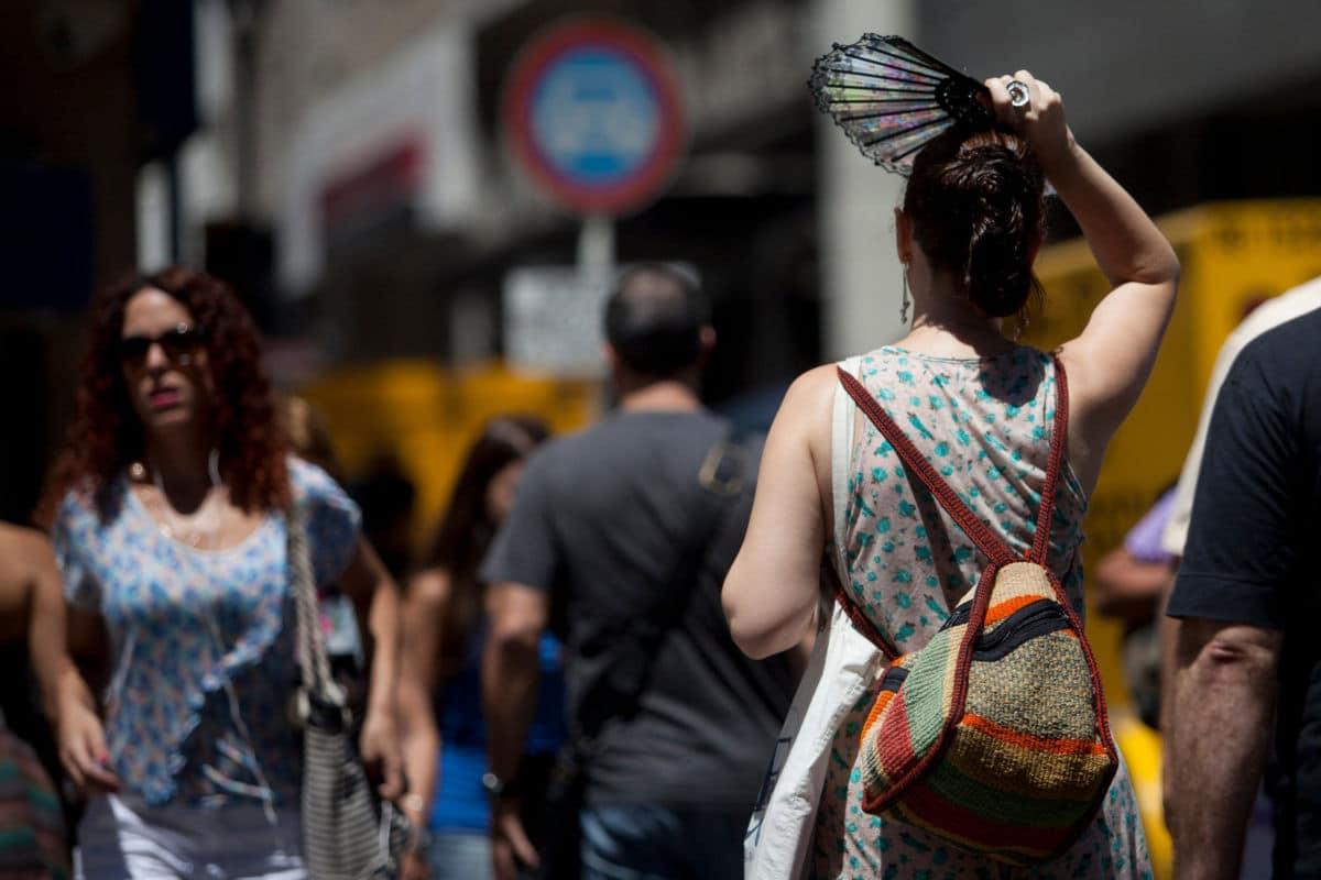 ola de calor en México altas temperaturas