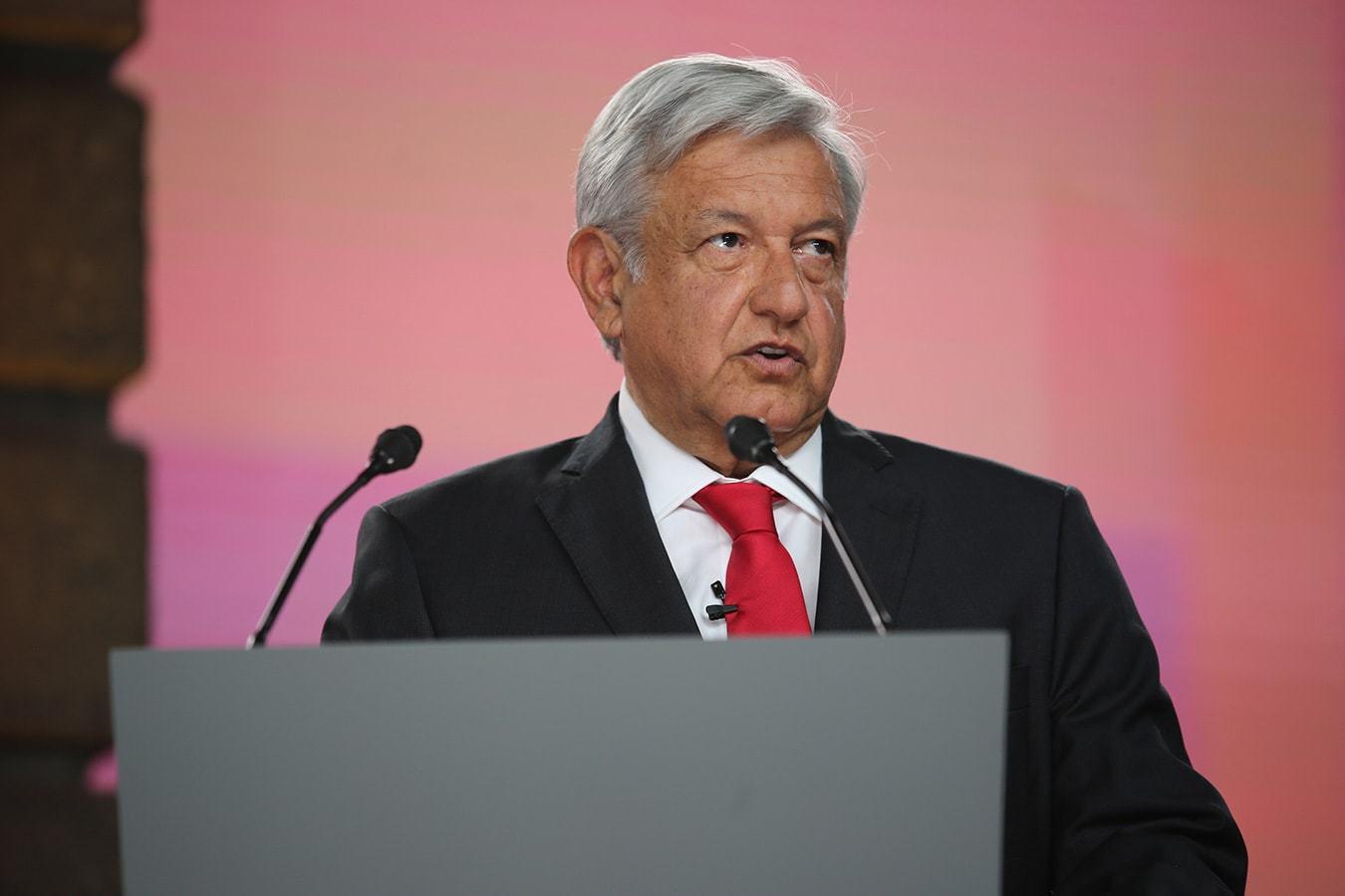 López Obrador segundo debate migración