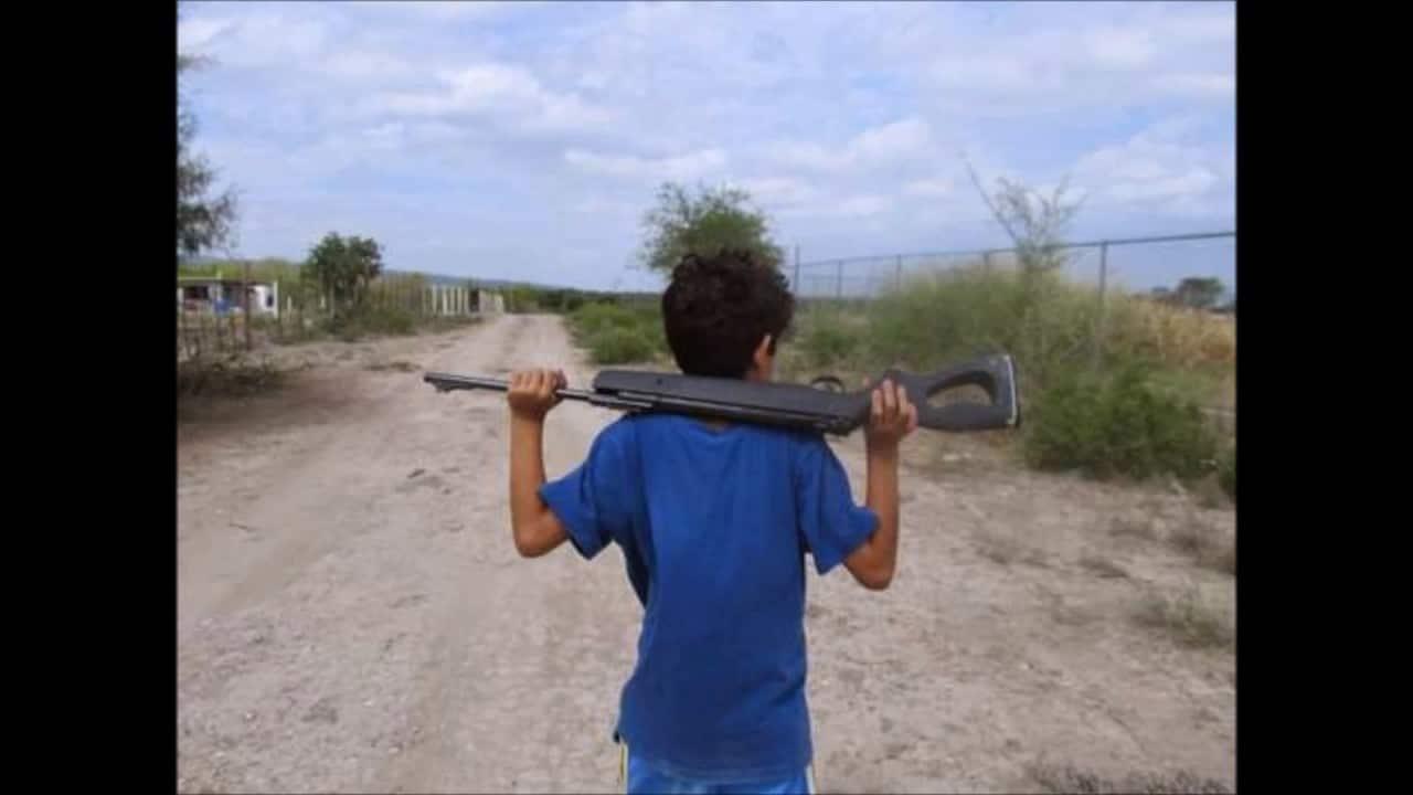 niños huérfanos cooptados narcotráfico