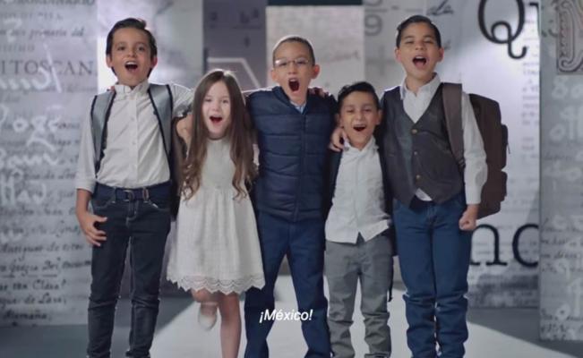 spot niños candidatos mexicanos primero retirado inconstitucional