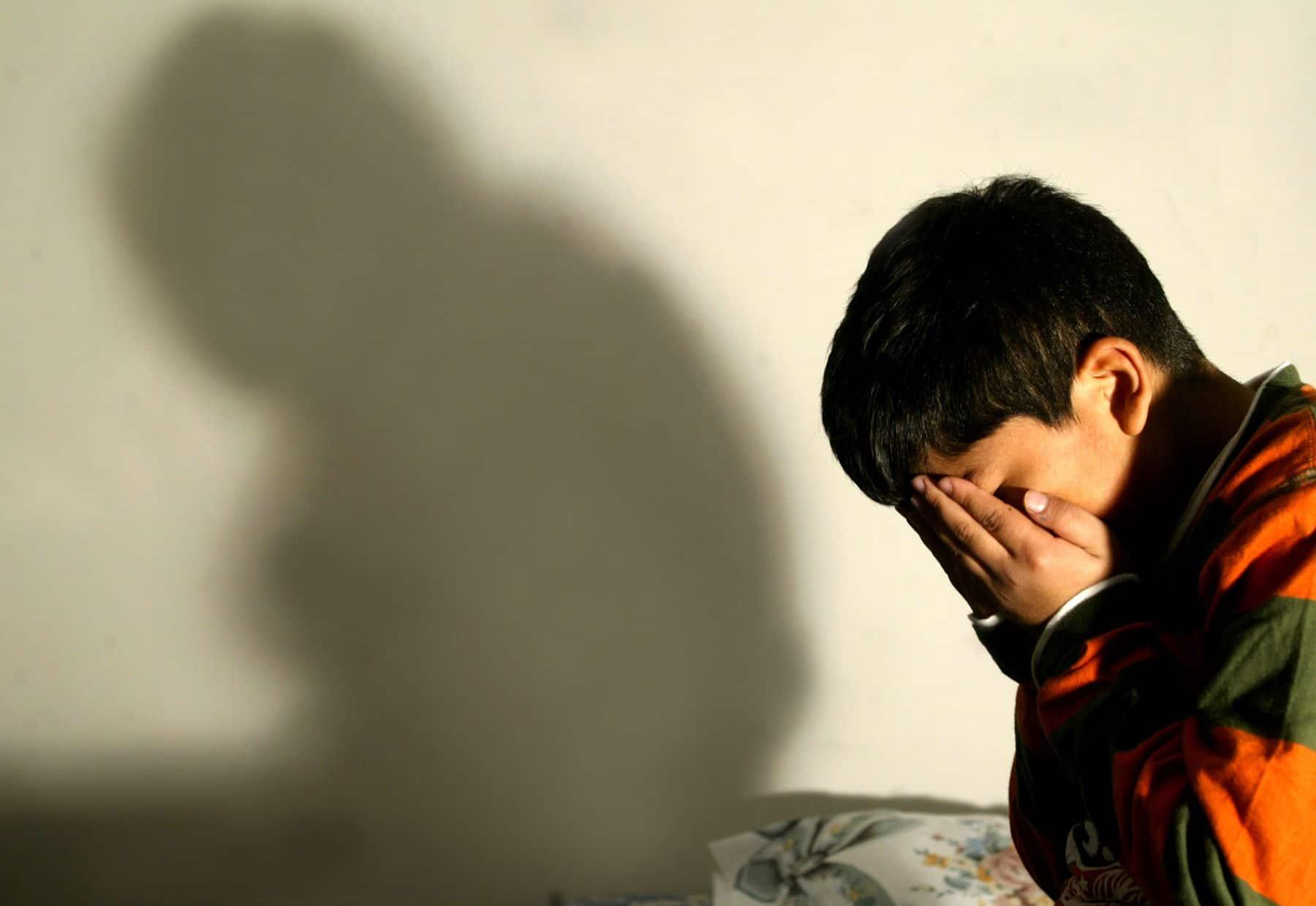 niños y jóvenes depresión suicidio