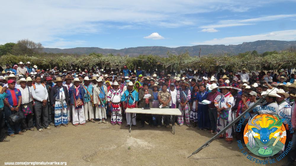 comunidad wixarika bloqueará elecciones devolución tierras