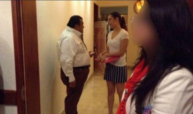 Sandra Esther Vaca red de prostitución Gutiérrez de la Torre