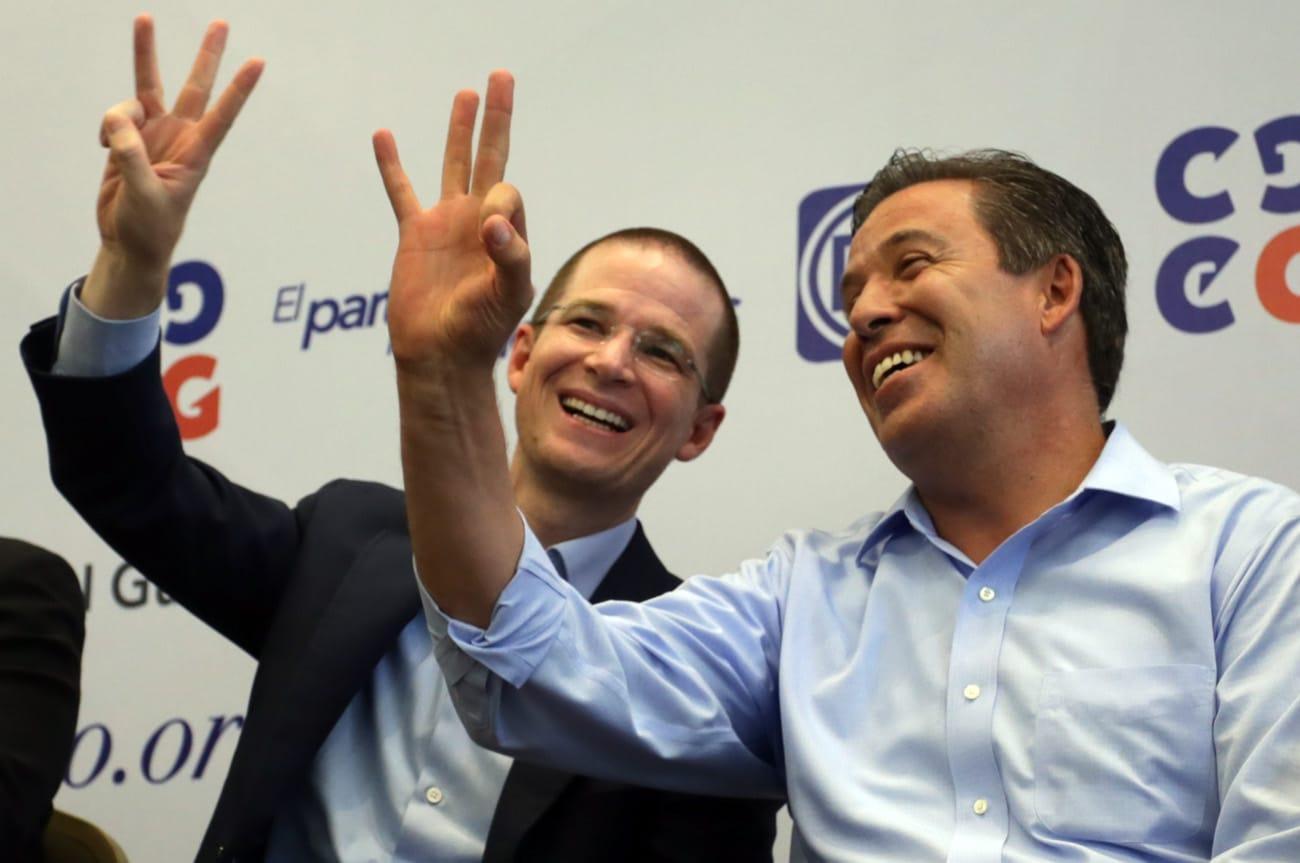 Zepeda y Anaya investigados PGR desvio recursos para campañas
