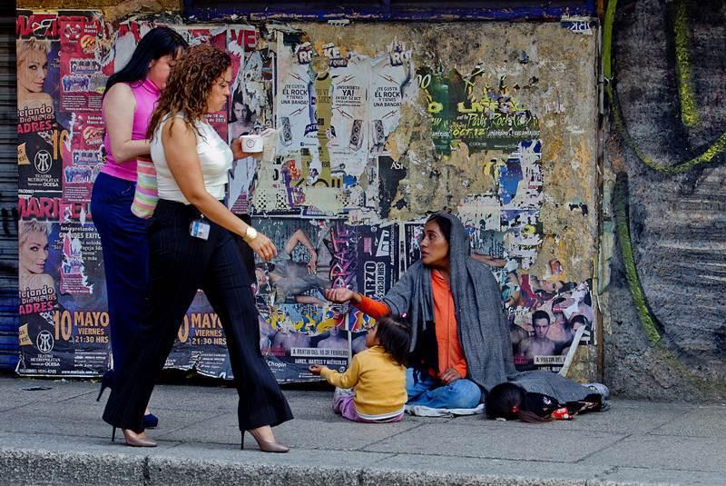 México desigualdad