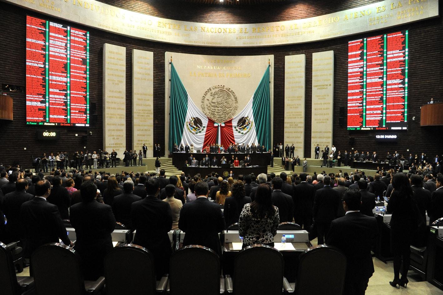 Diputados, 63 Legislatura, Morena