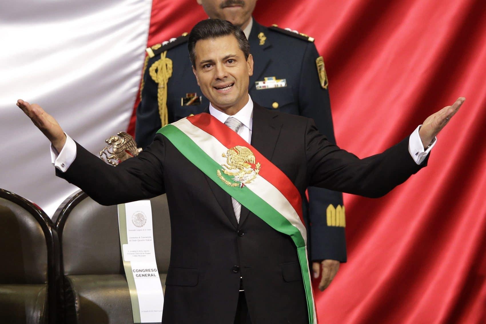 Peña Nieto Deuda