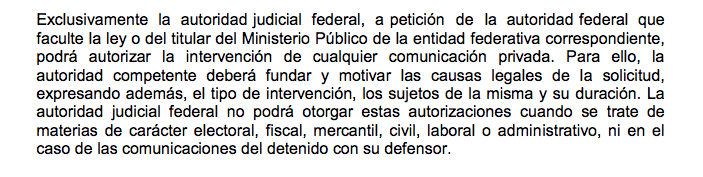 constitucion mexicana.comunicaciones-privadas
