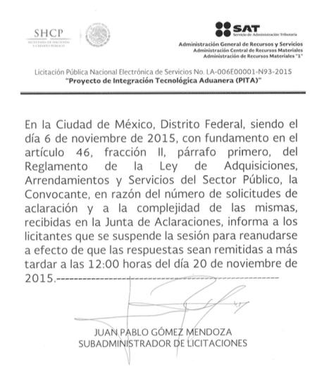 Contrato PITA Aramburuzavala