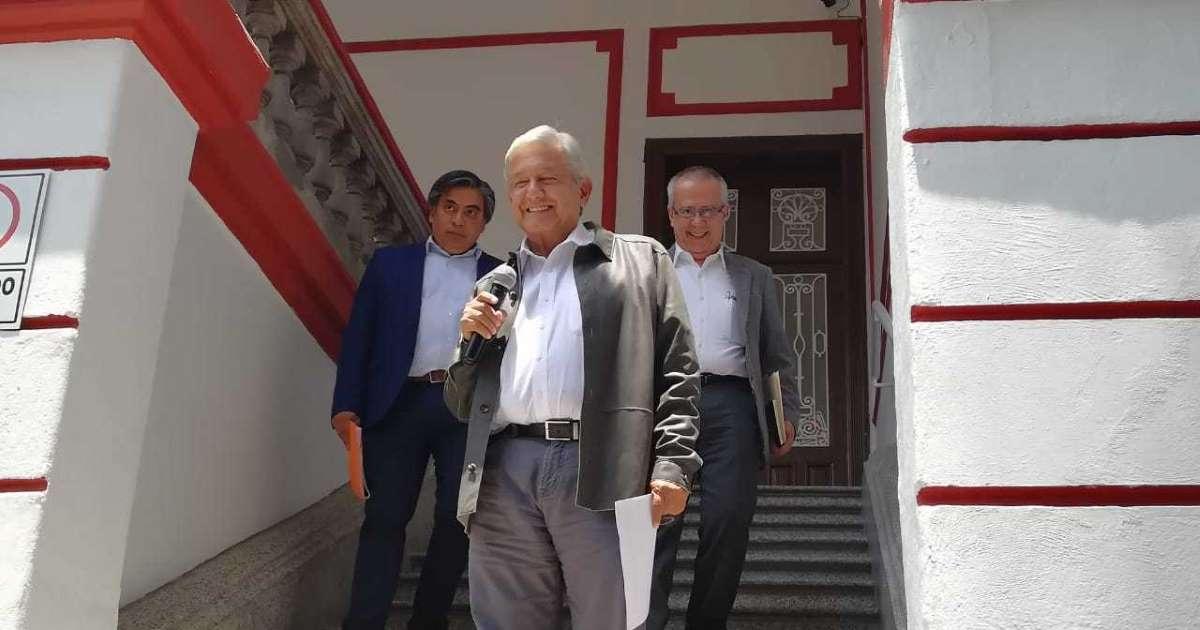AMLO presenta proyectos de infraestructura costarán 500 mil pesos