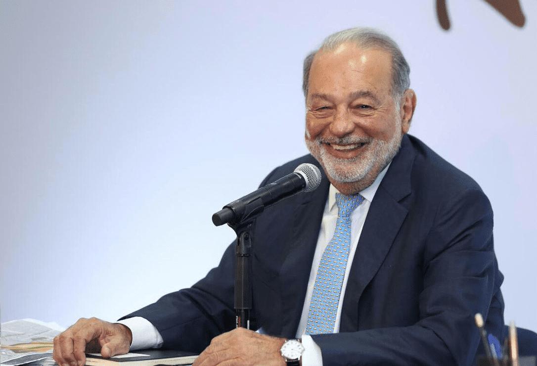 Carlos Slim nuevo aeropuerto