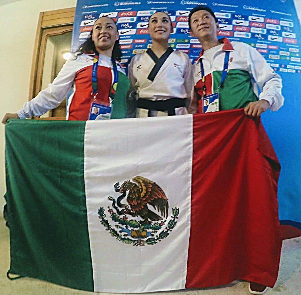Mexicanos ganan medallas de oro en Juegos Centroaericanos y del Caribe 2018