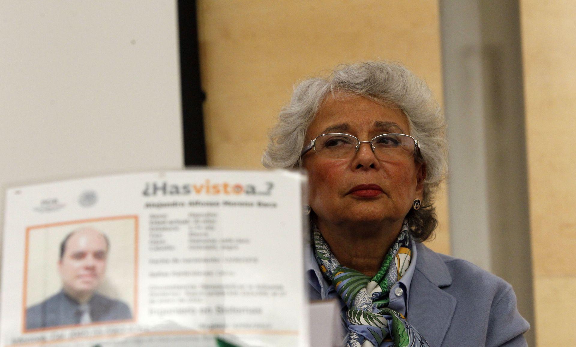 Olga Sánchez Cordero en foro sobre pacificación