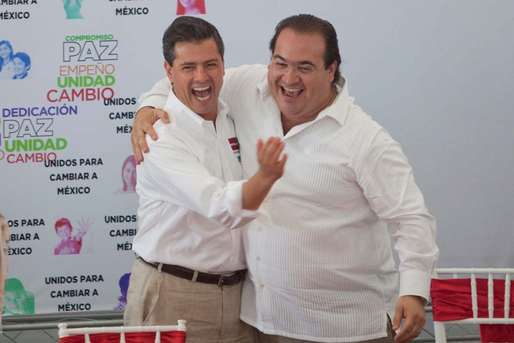 Proceso.com.mx: Peña Nieto y Javier Duarte