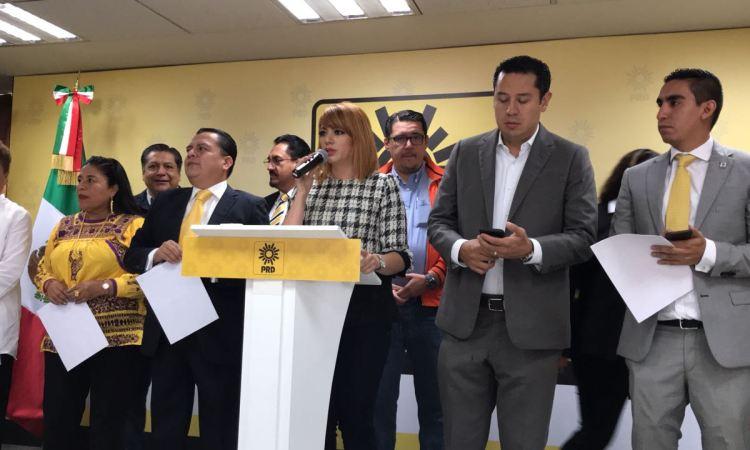 PRD tendrá profunda transformación después de elecciones desastrosas