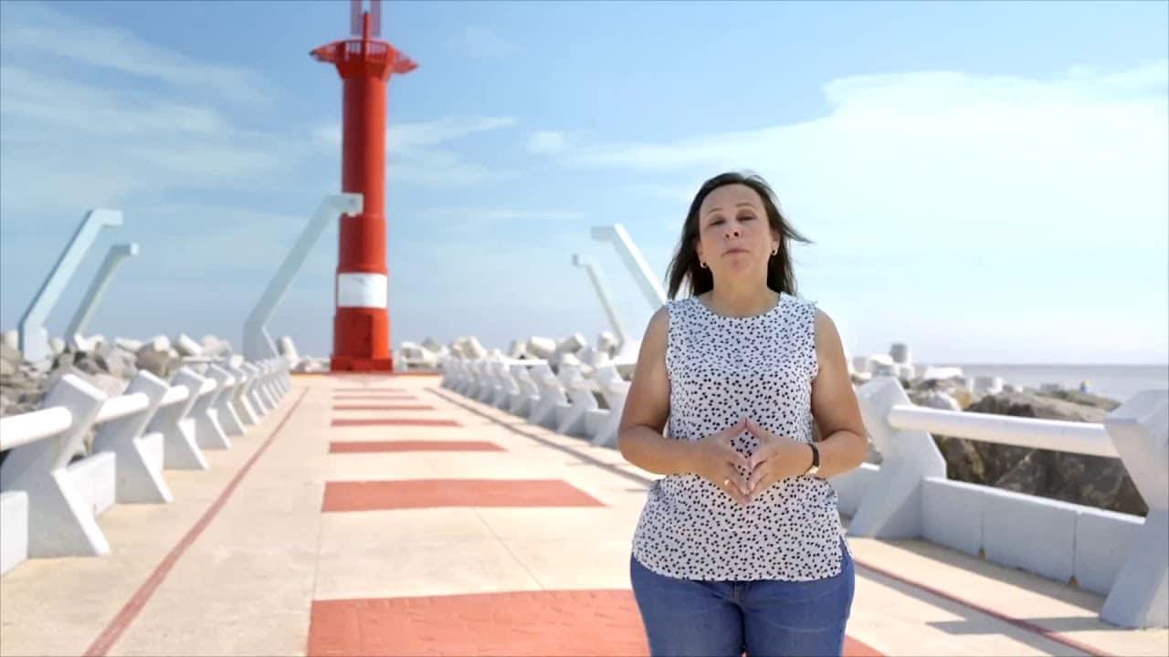 Rocío Nahle promete que no habrá más gasolinazos