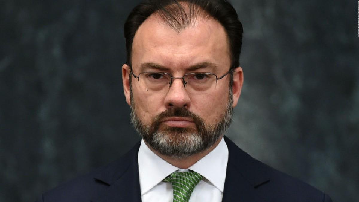 Luis Videgaray podría firmar acuerdo Tercer País Seguro
