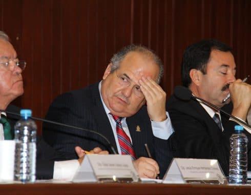 Armando Villareal Ibarra Desvío Secretaría de Finanzas Sinaloa