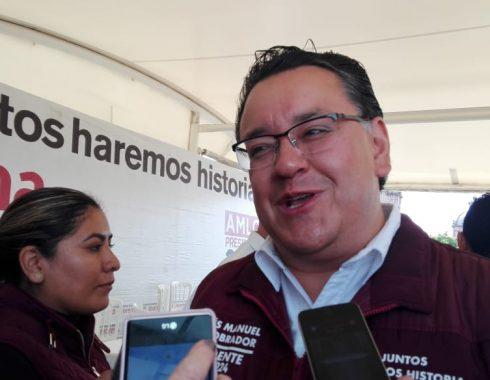 Nuevo líder de coordinadores estatales Morena