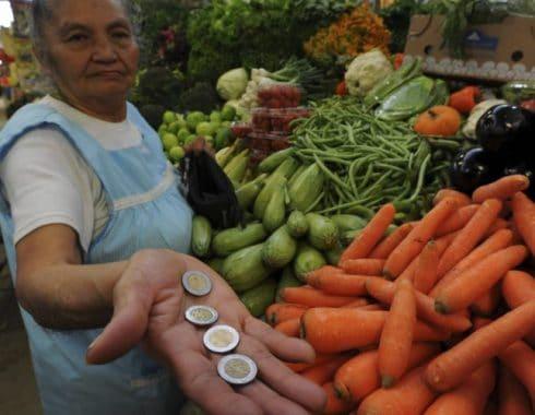 INEGI señala aumento numero de mexicanos que ganan hasta el salario mínimo