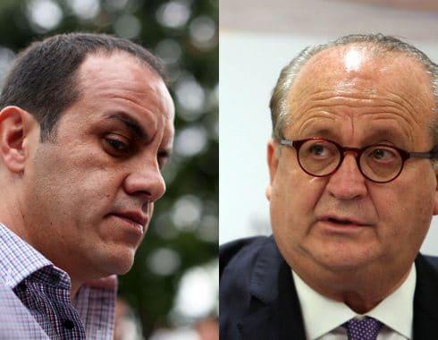 Graco Ramírez niega dar información sobre deuda a equipo de Cuauhtémoc Blanco