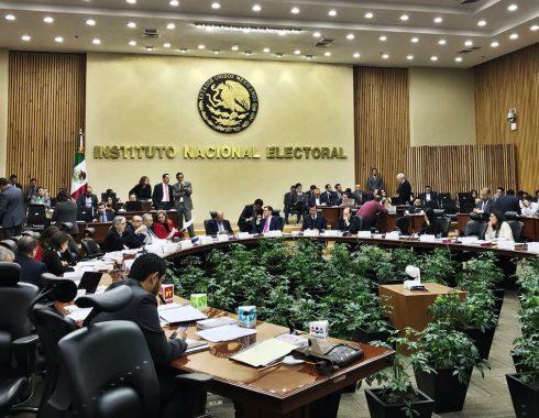 Ine aporobó 5 mil millones de pesos a partidos