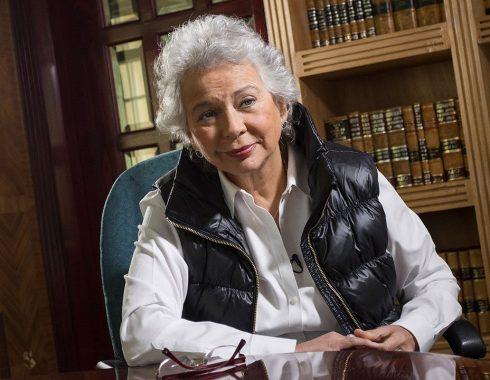 Olga Sánchez Cordero asegura que las desapariciones rebasaron al estado