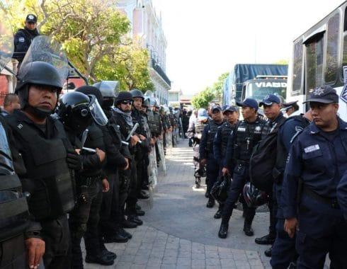 Caen 20 policías falsos en Tehuacán, Puebla