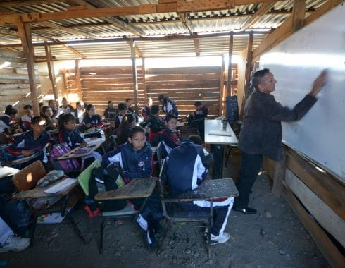 Sistema educativo Michoacán
