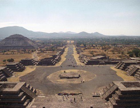 Teotihuacán, NAICM