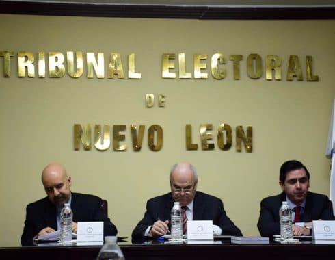Triobunal de Nuevo León retira victoria de dos candidatos del PAN y reconoce victoria del PRI
