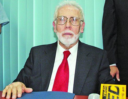 Basiliso González Núñez Conasami