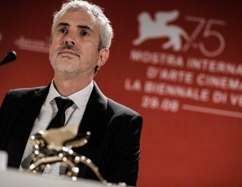 Alfonso Cuaron León de Oro Venecia