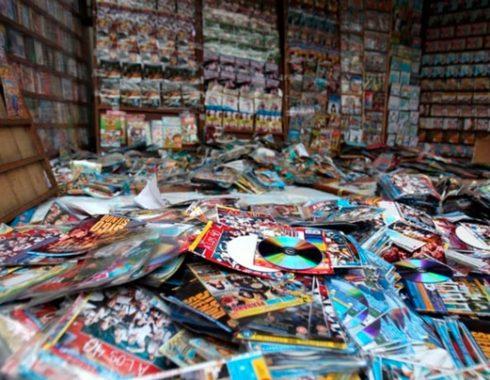 México no confiscó mercancía pirata durante sexenios de Calderón y Peña
