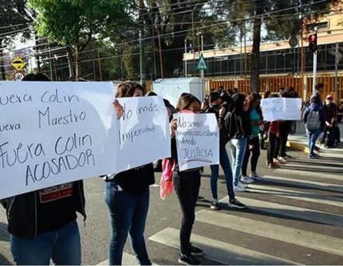 Estudiantes de prepa deben sufrir acoso sexual, corrupción y machismo