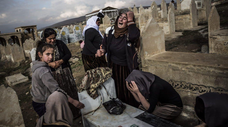 Estado Islámico y la venta de mujeres.